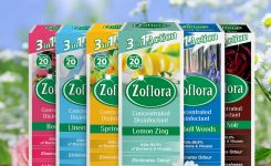 Get to know the Zoflora fragrances!